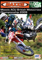 British Motocross Championship 2009 Review DVD