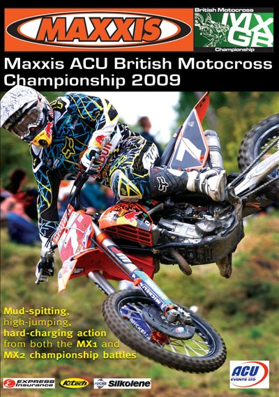 British Motocross Championship 2009 Review DVD