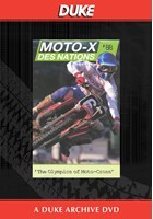 Motocross Des Nations 1988 Duke Archive DVD