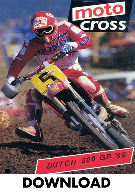Motocross 500 GP 1989 - Holland Download