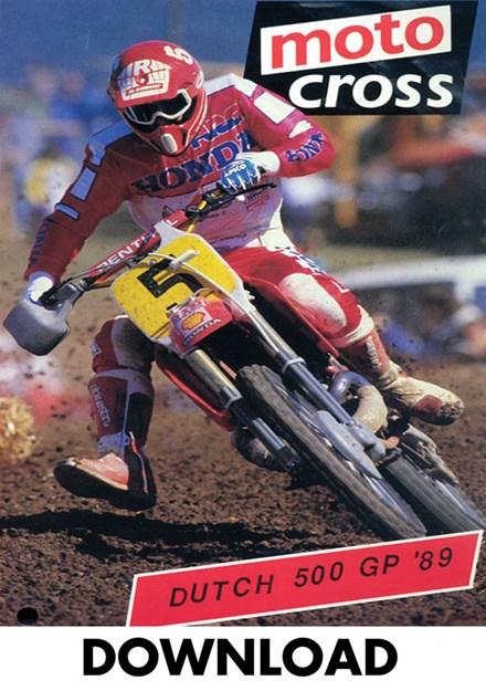Motocross 500 GP 1989 - Holland Download