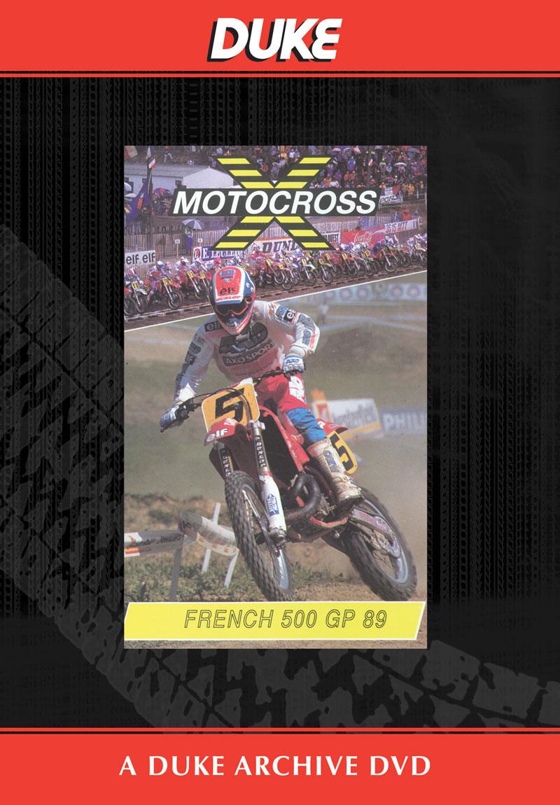 Motocross 500 gp 1989 france duke archive dvd click to enlarge
