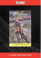 Motocross 500 GP 1989 - France Duke Archive DVD
