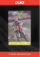 Motocross 500 GP 1989 - Italy Duke Archive DVD