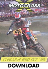 Motocross 500 GP 1989 - Italy Download