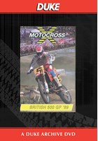 Motocross 500 GP 1989 - Britain Duke Archive DVD