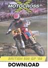 Motocross 500 GP 1989 Britain Download