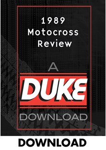 1989 500cc Motocross Review Download