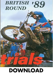 World Trials 1989 Great Britain
