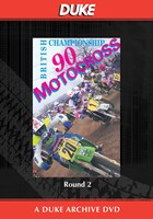 Motocross 500 GP1990 - Britain Duke Archive DVD