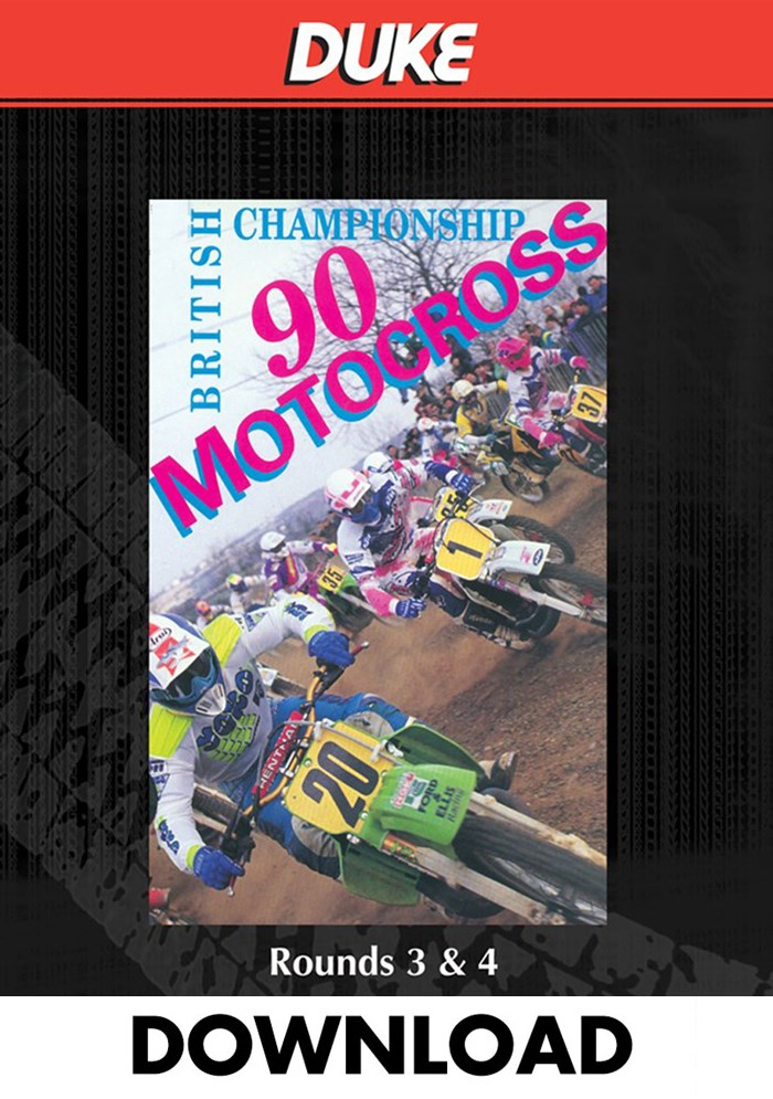 Motocross 1990 Great Britain Rounds 3 & 4 Download