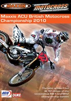 British Motocross Championship Review 2010 DVD