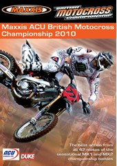 British Motocross Championship Review 2010 DVD