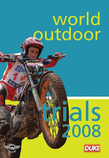 World Outdoor Trials Review 2008 DVD - click to enlarge