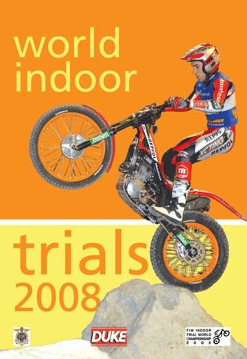 World Indoor Trials 2008 Review DVD - click to enlarge