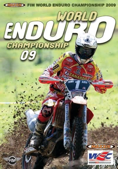 World Enduro Championships 2009 NTSC DVD