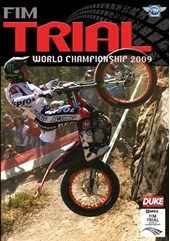 World Outdoor Trials Review 2009 NTSC DVD