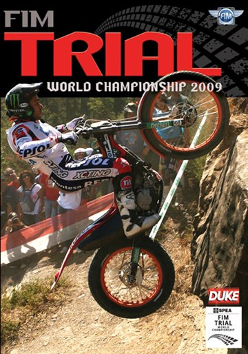 World Outdoor Trials Review 2009 NTSC DVD - click to enlarge
