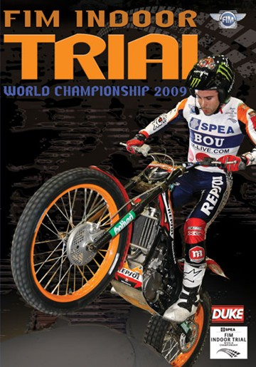 World Indoor Trials Review 2009 DVD - click to enlarge
