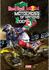 FIM Red Bull Motocross of Nations 2009 NTSC DVD
