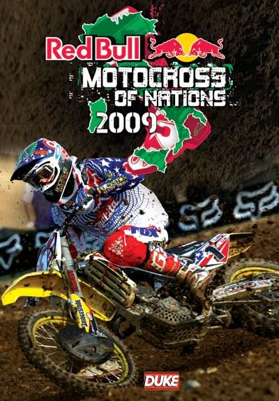FIM Red Bull Motocross of Nations 2009 NTSC DVD