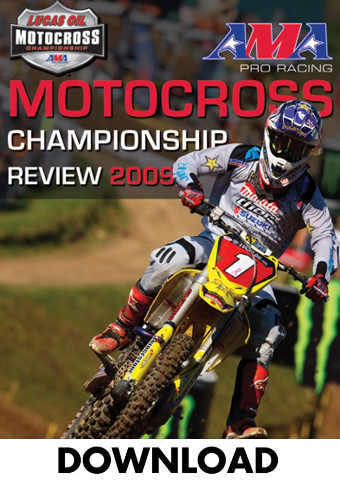 AMA Motocross Championship Review 2009 Download