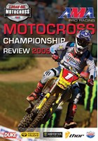 AMA Motocross Championship Review 2009 NTSC (2 Disc)  DVD