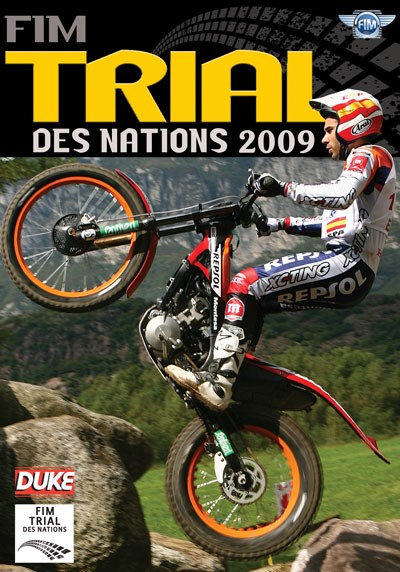 Trial Des Nations 2009 DVD