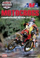 AMA Motocross Championship Review 2010 (2 Disc) DVD