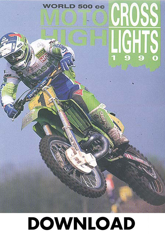 Motocross 500 GP 1990 - Holland Download