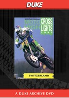 Motocross 500 GP 1990 - Switzerland Duke Archive DVD
