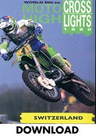 Motocross 500 GP 1990 - Switzerland Download