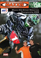 British Motocross Championship 2008  Review DVD