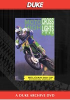 Motocross 500 GP 1990 - Belgium Duke Archive DVD
