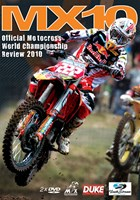 World Motocross Review 2010 (2 Disc) DVD
