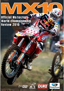 World Motocross Review 2010 (2 Disc) NTSC DVD