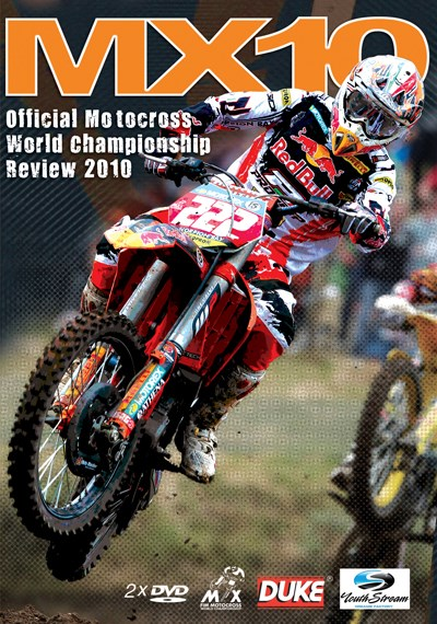 World Motocross Review 2010 (2 Disc) NTSC DVD