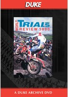 World Outdoor Trials Review 1990 Duke Archive DVD