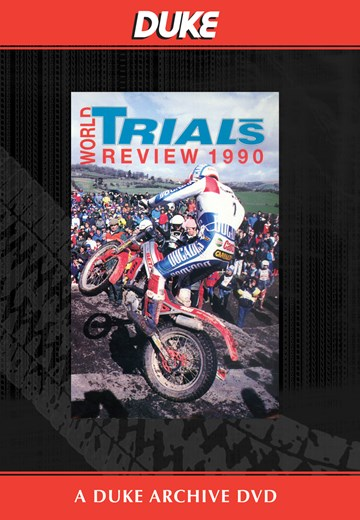 World Outdoor Trials Review 1990 Duke Archive DVD - click to enlarge
