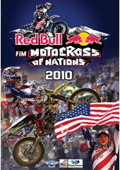 FIM Red Bull Motocross of Nations 2010 NTSC DVD