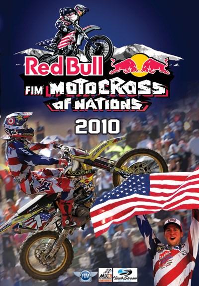 FIM Red Bull Motocross of Nations 2010 NTSC DVD