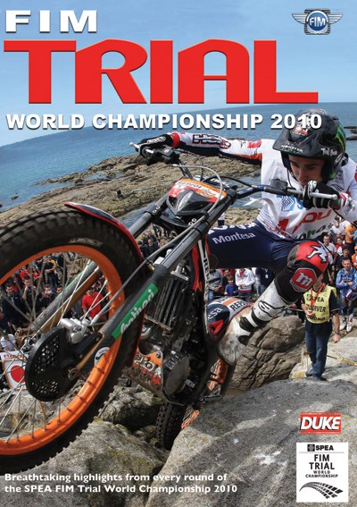 World Outdoor Trials Review 2010 NTSC DVD