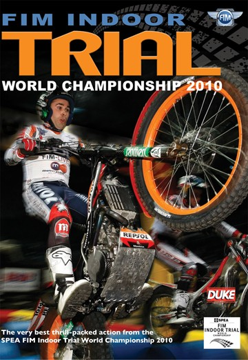 World Indoor Trials Review 2010 DVD - click to enlarge