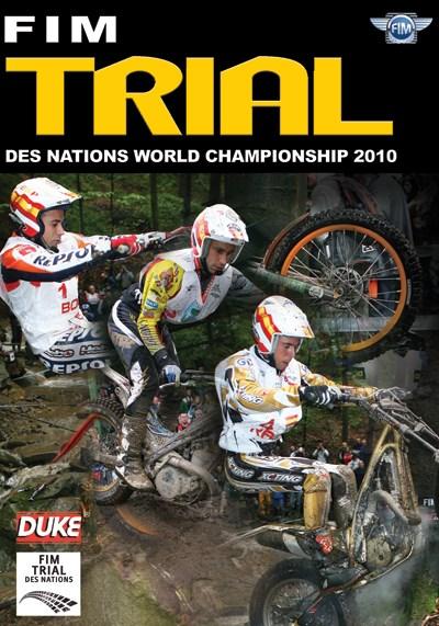 Trials Des Nations 2010 DVD