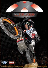 X-Trial World Championship Review 2011 DVD. (Indoor Trials)