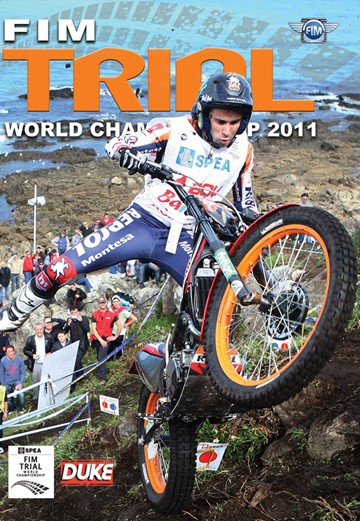 World Outdoor Trials Review 2011 DVD - click to enlarge
