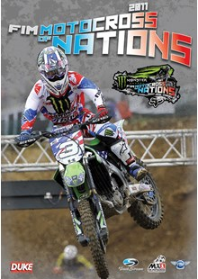 Monster Energy Motocross of Nations 2011 DVD
