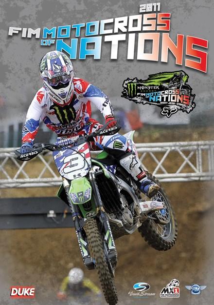 Monster Energy Motocross of Nations 2011 DVD