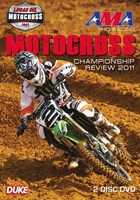 AMA Motocross Review 2011 (2 Disc) DVD