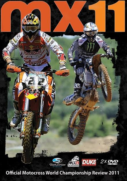 World Motocross Review 2011 (2 Disc) DVD